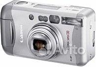 Фотоаппарат Canon prima super 130 caption. Тюменская область, Тобольск