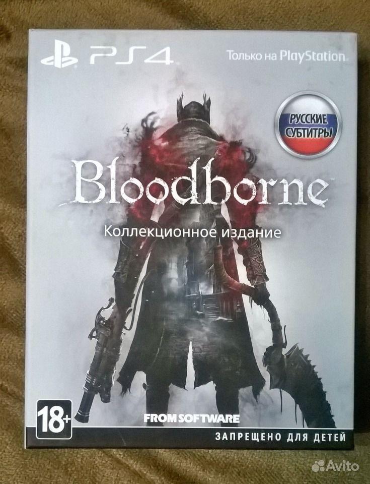 Bloodborne PS4 Коллекционное издание. Республика Татарстан,  Казань