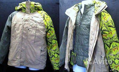cc68ac93 мужские Nike ACG кроме fitstorm двойной с подкладкой лыж куртка ...