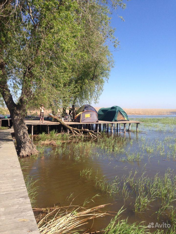 рыбалка во  палатках получи и распишись нижней волге