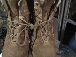 Ботинки бундесвер Haix