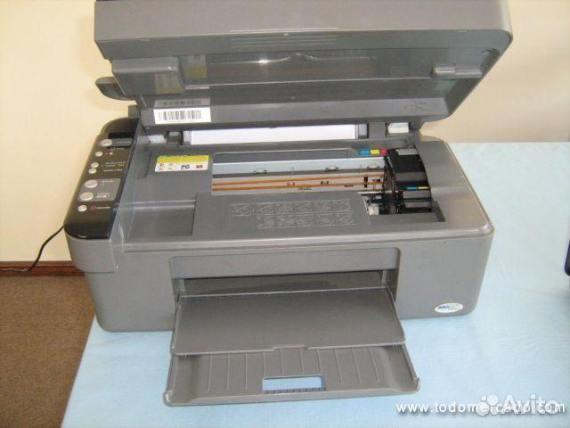 Ремонт принтера epson cx3900 своими руками 8