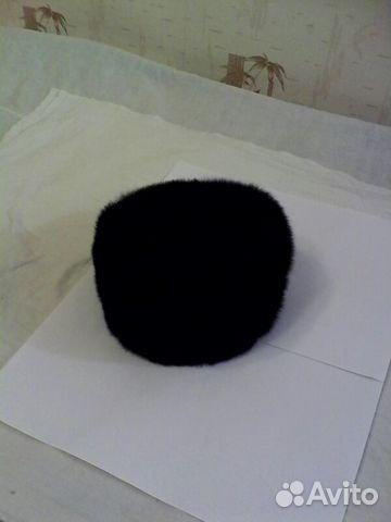 Мужская шапка формовка из норки, р.56 89274011531 купить 1