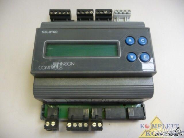 инструкция контроллера johnson controls sc-9100