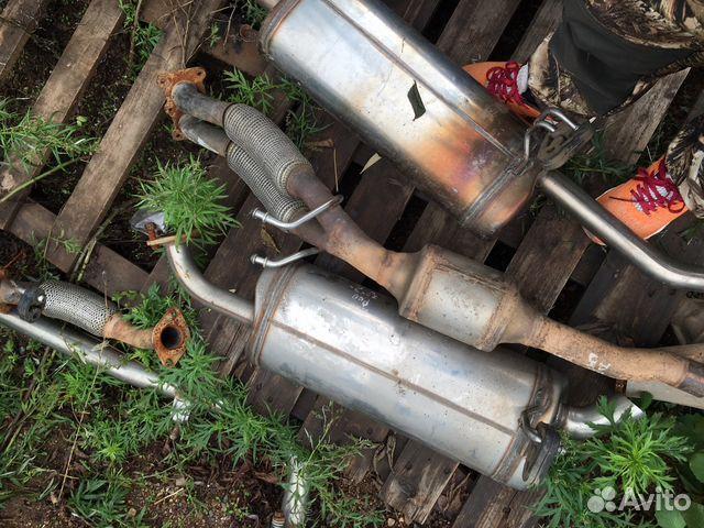 Ремонт катализатора шкода октавия