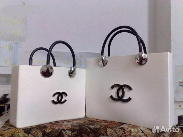 Клатч Chanel купить в интернет-магазине BombSALES