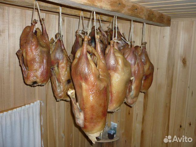 Копчения гусей в домашних условиях 187
