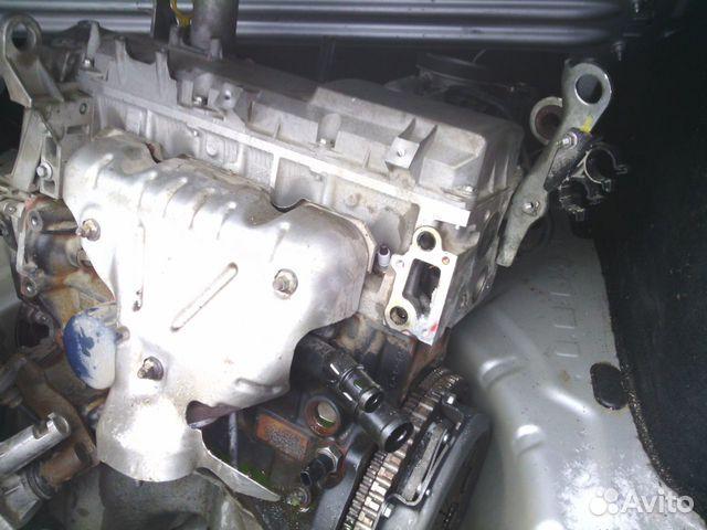 Двигатель рено логан 1.4 фото