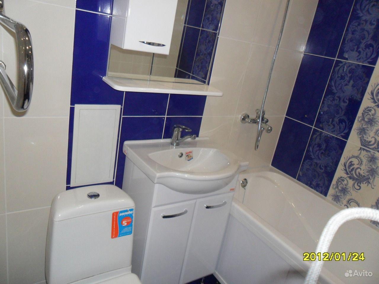 стоит ремонт ванной комнаты и туалета