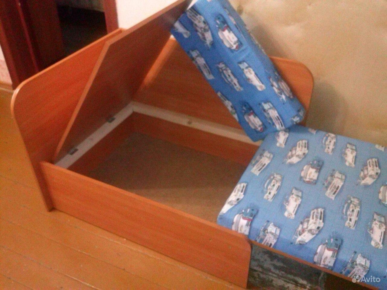 Детский диван авито