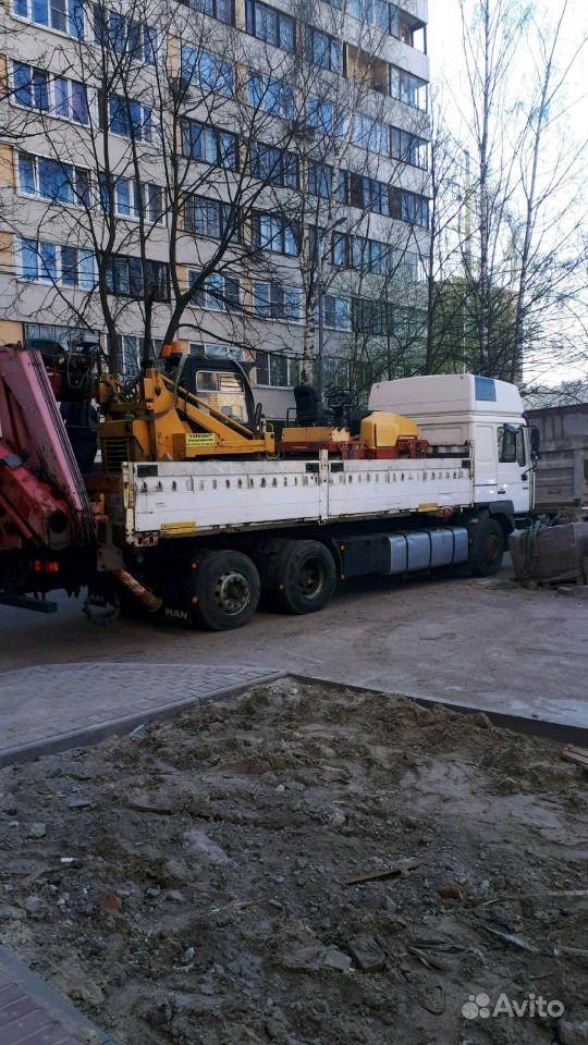 Аренда манипулятора купить на Вуёк.ру - фотография № 2