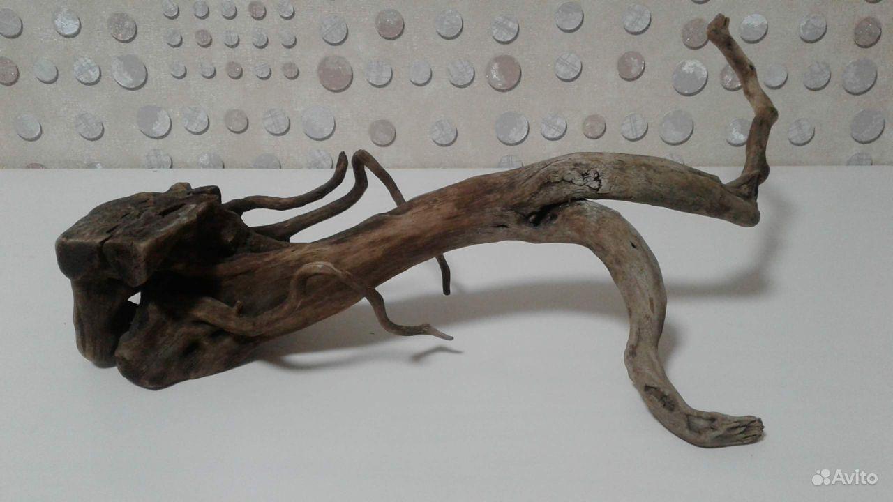 Скребок,коряга,грунт черный 3мм,Tetra Planta Start купить на Зозу.ру - фотография № 3