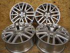 Оригинальные литые диски Nissan R17 (№4)