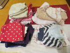 Пакет одежды для девочки 0-3 месяца