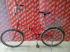 Складной велосипед Mikimoto Sonik Red 24