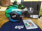 Мотошлем AGV fluid