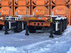 Полуприцеп- контейнеровоз (Schmitz Cargobull SCF)