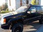 Jeep Grand Cherokee 5.2AT, 1995, 308000км