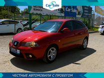 SEAT Ibiza, 2007, с пробегом, цена 345000 руб.