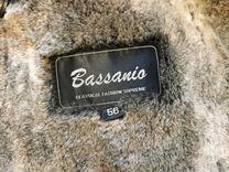 Полупальто кожаное Bassanio, р. 56 в хорошем сост — Одежда, обувь, аксессуары в Москве