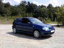 Volkswagen Polo, 2000 г., Краснодар