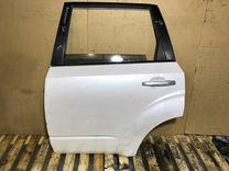 Subaru Forester SH дверь задняя левая