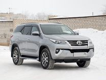 Toyota Fortuner, 2017 г., Волгоград