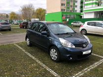 Nissan Note, 2012