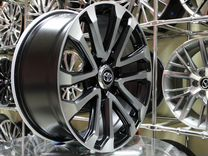 Новые диски R20 6x139.7 на Toyota Replica