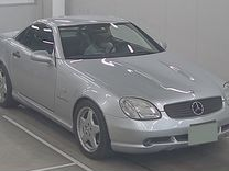 Запчасти на Mercedes-Benz SLK230 Kompressor R170