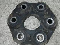 Муфта эластичная карданн. вала BMW E60