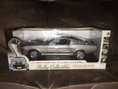1967 Ford Mustang Eleanor Shelby Collectibles 1/18