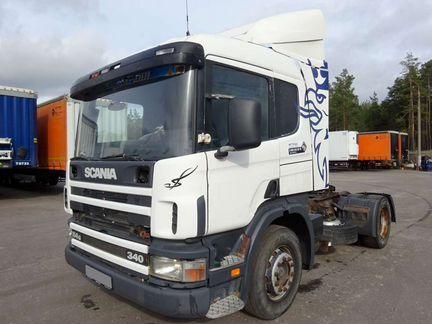 Scania P340 2004 объявление продам