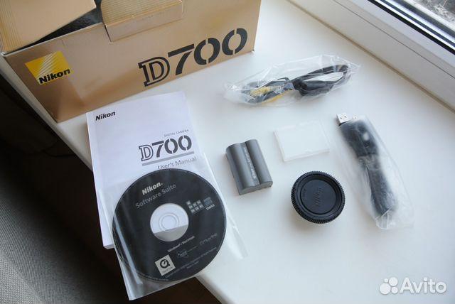 Nikon D700 body купить в Санкт-Петербурге на Avito — Объявления на