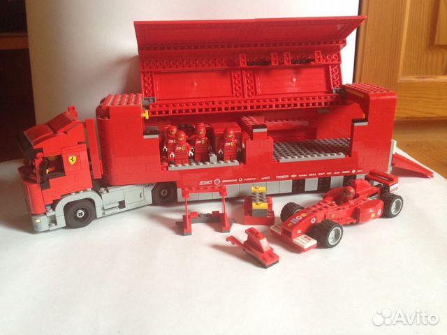 Инструкция по сборке lego racers