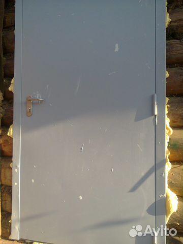металлические двери ширина 1м