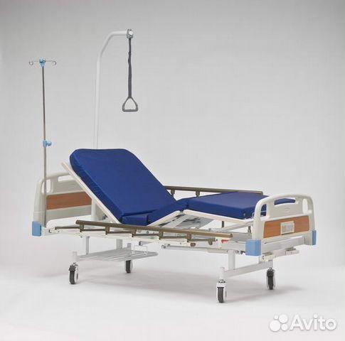 Кровать для лежачих больных б/у  пермь