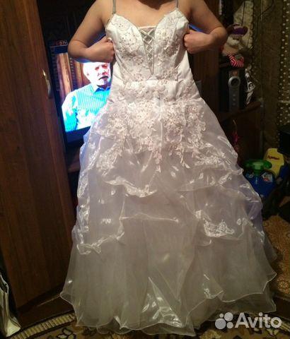 Свадебные платья авито иркутск