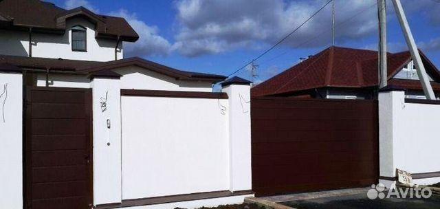 купить откатные ворота в тульской области по самым низким ценам