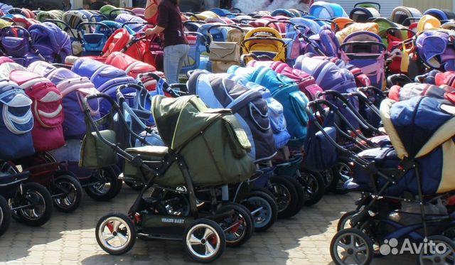 купить коляску в   babaduru