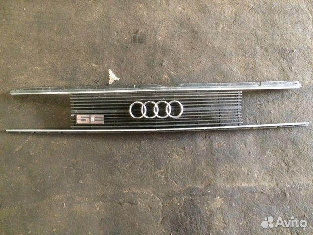 Решетка радиатора Ауди 431853655А— фотография №1