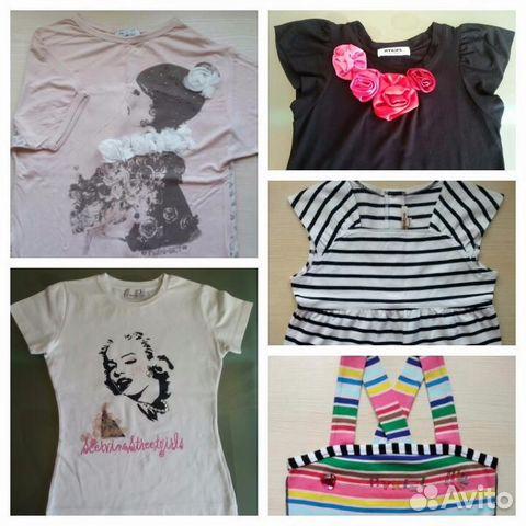 871dff67c412 Брендовые футболки на 9-10 лет (продажа по 1 вещи)   Festima.Ru ...