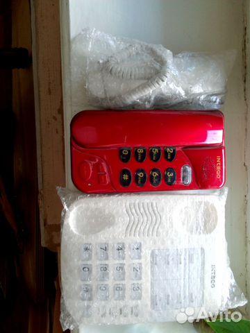 Телефоны стационарные Кнопочные