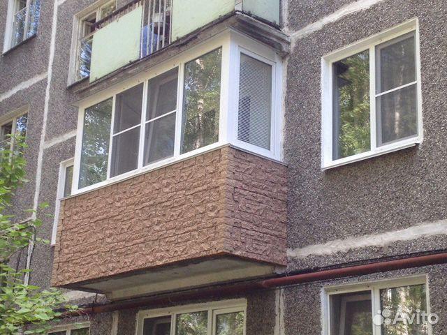 Услуги - остекление и отделка балконов в нижегородской облас.
