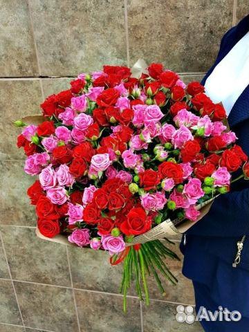 Свадебный букет букеты кустовые розы фото цветов