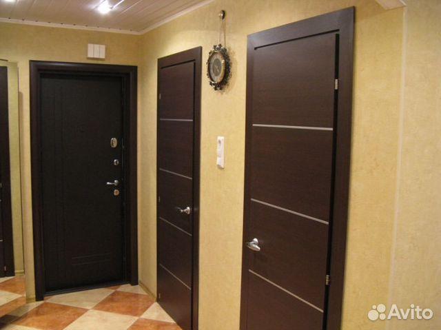 цвета входной двери в квартиру