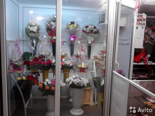 Продажа цветов на авито в шарье