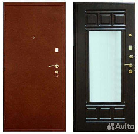 входные двери лист металла 3 мм