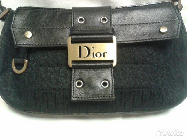 Сумка Christian Dior купить в Москве на Avito
