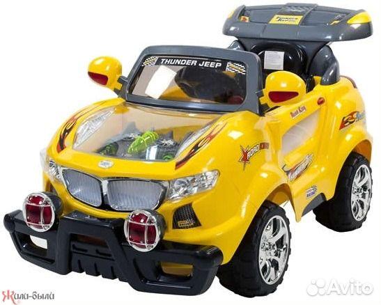 детский электромобиль bmw ht 99811 #11